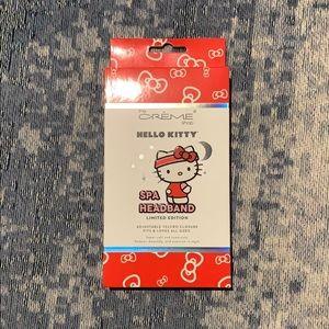 Hello Kitty Limited Edition Spa Headband